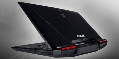Imagem de Análise: ASUS-Automobili Lamborghini VX7 no site TecMundo
