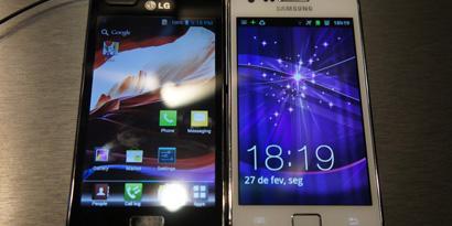Imagem de Optimus L7: smartphone da LG é mais uma opção de ultra slim no mercado [galeria] no site TecMundo