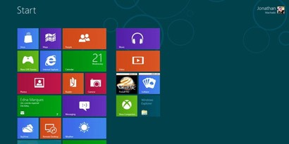 Imagem de Como fazer login com sua Live ID no Windows 8 no site TecMundo