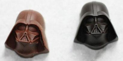 Imagem de Darth Vader e Stormtroopers de chocolate? Conheça o lado doce da Força no site TecMundo