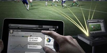 """Imagem de Aplicativo de análise da Adidas promove jogo de """"futebol inteligente"""" no site TecMundo"""