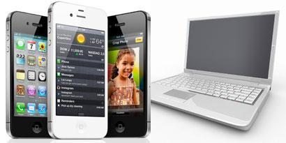 fdd0790bec3 Como sincronizar o iPhone a um computador