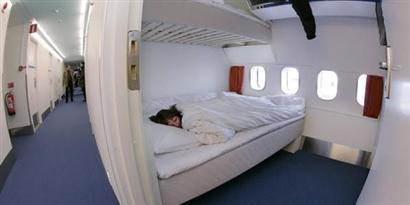 Imagem de Avião 747 vira hotel de luxo na Suécia no site TecMundo