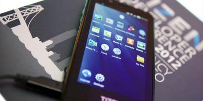 Imagem de Sistema operacional Tizen aparece rodando em smartphone Samsung [vídeo] no site TecMundo