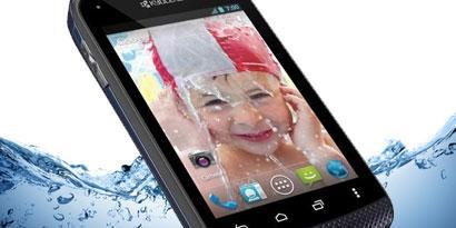Imagem de Kyocera anuncia Hydro, smartphone resistente à água no site TecMundo
