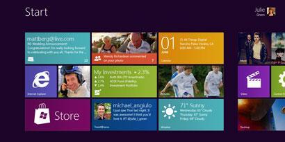 Imagem de Windows 8 Release Preview pode ser lançado hoje no site TecMundo