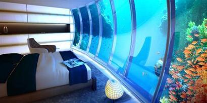 Imagem de Hotel submerso promete mudar a vista de Dubai no site TecMundo