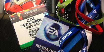 Imagem de Erro 404: Nerds brasileiros na E3 2012 no site TecMundo