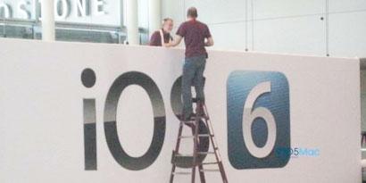 Imagem de iOS 6 não deve ser compatível com o iPad original e com a terceira geração do iPod Touch no site TecMundo