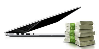 Imagem de Novo MacBook Pro custa quase R$ 16 mil no Brasil no site TecMundo