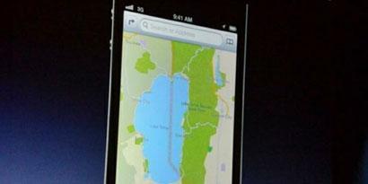 Imagem de Apple promete desbancar a Google com o novo software para mapas no site TecMundo