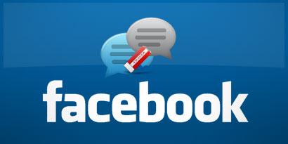 Imagem de Facebook: como apagar várias mensagens de uma só vez no site TecMundo