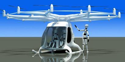 Imagem de Conheça o incrível helicóptero com 18 motores que pode virar realidade no site TecMundo
