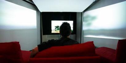 Imagem de Tecnologia criada pelo MIT coloca você praticamente dentro da TV [vídeo] no site TecMundo
