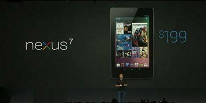 Imagem de Google Nexus 7 terá GPU com seis núcleos e custará apenas 199 dólares no site TecMundo