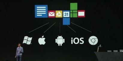 Imagem de Google Drive é anunciado para iOS e Chrome OS no site TecMundo