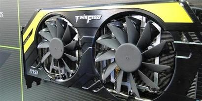 Imagem de MSI apresenta GeForce GTX680 Lightning no site TecMundo