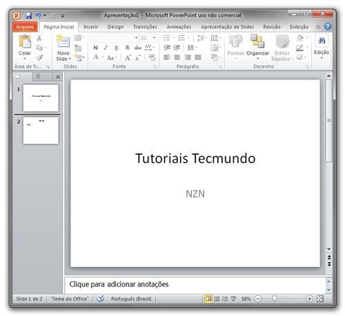 84763d54c5a87 PowerPoint  como fazer uma apresentação iniciar automaticamente ...