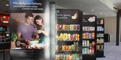 Imagem de Vitrine virtual do Pão de Açúcar agiliza compras em SP no site TecMundo