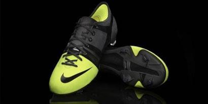 Imagem de Nike cria chuteira feita com material extraído da mamona no site TecMundo