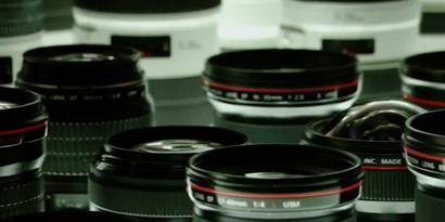 Imagem de Canon mostra em detalhes como é feita uma câmera digital [vídeo] no site TecMundo