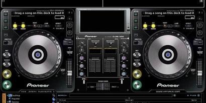 Imagem de Virtual DJ: compreendendo a interface do programa no site TecMundo