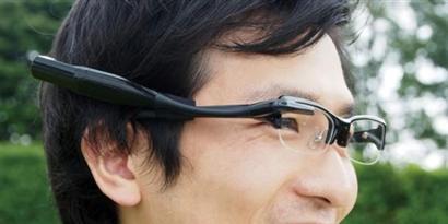 Imagem de Olympus anuncia óculos de realidade aumentada para concorrer com o Google Glass no site TecMundo