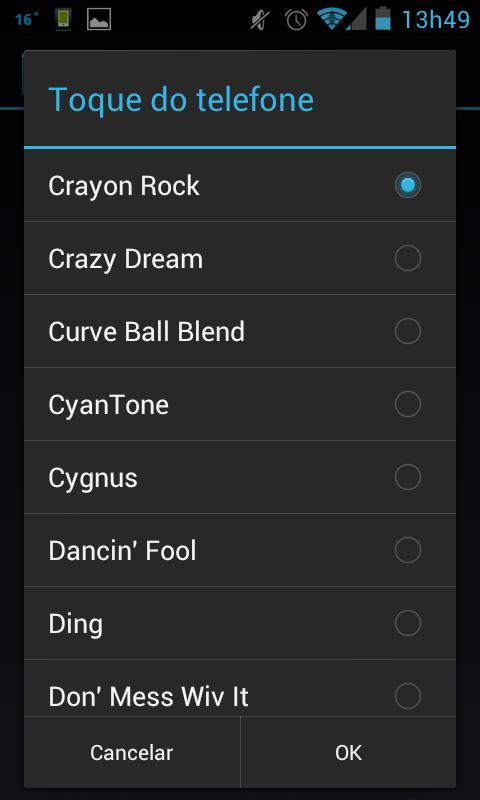 O Real Player é um exemplo de aplicativo que permite fazer isso. É possível  também adicionar toques exclusivos para determinados ... b773da5497cfa