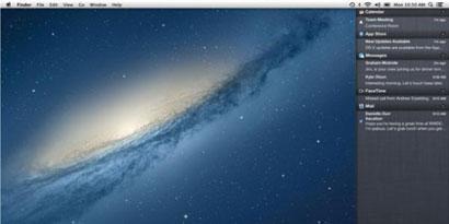 Imagem de Mountain Lion: como usar a Central de Notificações no site TecMundo