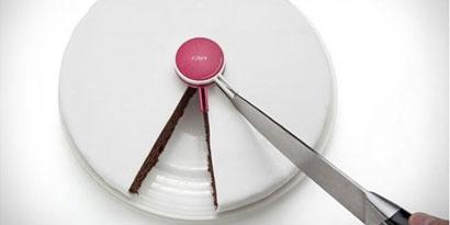 Imagem de Você não tem mais desculpa para cortar torto o bolo de aniversário no site TecMundo
