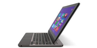 Imagem de Toshiba anuncia ultrabook híbrido com Windows 8, mas não divulga o preço no site TecMundo