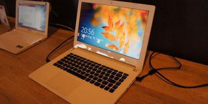 Imagem de Lenovo apresenta novo notebook IdeaPad S300 no site TecMundo