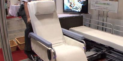 Imagem de Cadeira de rodas que vira cama é acessório perfeito para hospitais [vídeo] no site TecMundo