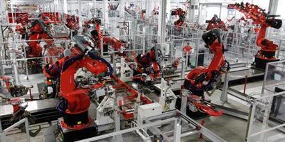 Imagem de Como os robôs estão mudando a indústria? no site TecMundo