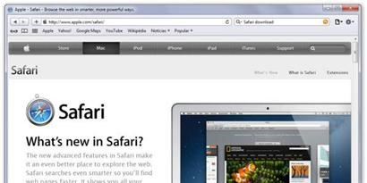 Imagem de Safari: como consertar a mensagem de erro com o plugin Flash no site TecMundo
