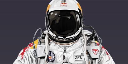 Imagem de Como é o traje especial do homem que saltará da estratosfera? [ilustração] no site TecMundo