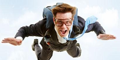 Imagem de Por que os aviões não têm paraquedas? no site TecMundo