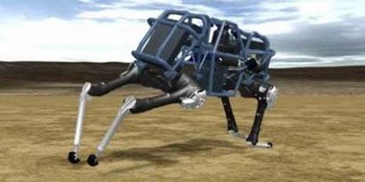 Imagem de Prepare-se para correr: o robô da DARPA é mais rápido que você [vídeo] no site TecMundo