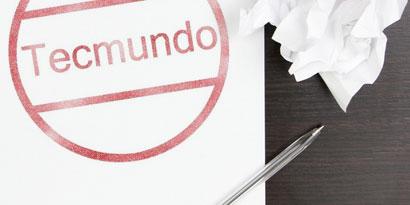 Imagem de Photoshop: como criar um carimbo no site TecMundo
