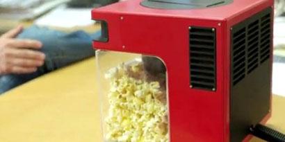 Imagem de The Popinator: a máquina que lança pipocas na sua boca [vídeo] no site TecMundo