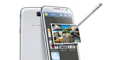 Imagem de Galaxy Note 2 será lançado no Brasil em outubro no site TecMundo