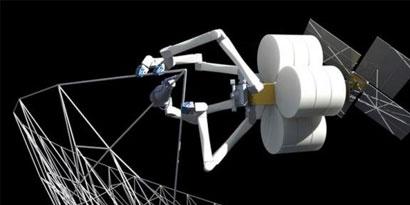 Imagem de NASA financia projeto que pode levar impressoras 3D colossais ao espaço no site TecMundo