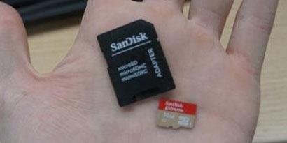 Imagem de SanDisk anuncia linha de cartões micro SDHC e SDXC mais rápida que existe no site TecMundo