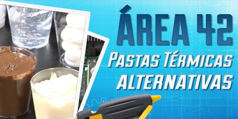 Imagem de Área 42: Nutella ou creme dental: qual a melhor pasta térmica? [vídeo] no site TecMundo