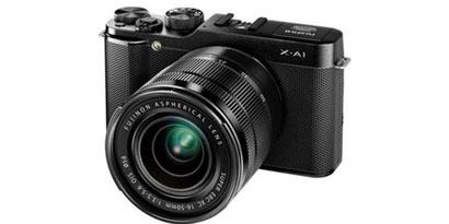 Imagem de Fujifilm lança câmera mirrorless mais barata do que a X-M1 no site TecMundo