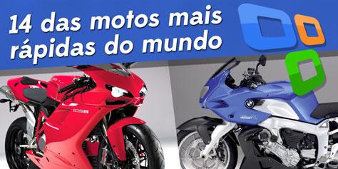 Imagem de 14 das motos mais rápidas do mundo [vídeo] no site TecMundo