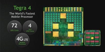 Imagem de NVIDIA apresenta oficialmente o processador Tegra 4 [vídeo] no site TecMundo
