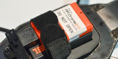 Imagem de Parrot AR. Drone 2 vai ganhar caixa preta com GPS integrado no site TecMundo