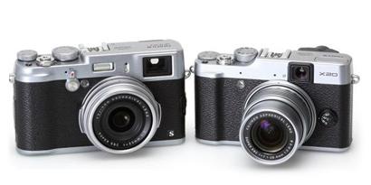 Imagem de Fujifilm anuncia câmeras X100S e X20 com visual retrô no site TecMundo