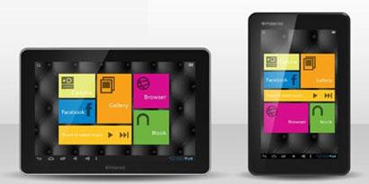 Imagem de Novos tablets da Polaroid serão páreo duro para o Nexus no site TecMundo